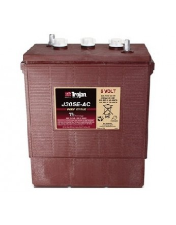 Μπαταρία Trojan AC SERIES βαθιάς εκφόρτισης J305E-AC -6V 305Ah(C20)