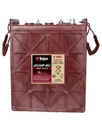 Μπαταρία Trojan AC SERIES βαθιάς εκφόρτισης J305P-AC -6V 330Ah (C20)