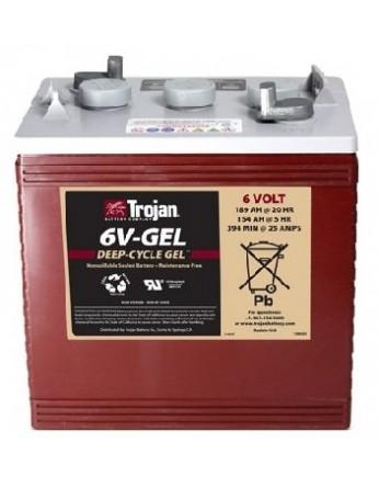 Μπαταρία Trojan Deep - Cycle GEL βαθιάς εκφόρτισης 6V - GEL -6V 189Ah (C20)