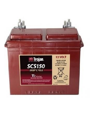 Μπαταρία Trojan Marine Deep - Cycle βαθιάς εκφόρτισης SCS150 - 12V 100Ah (C20)
