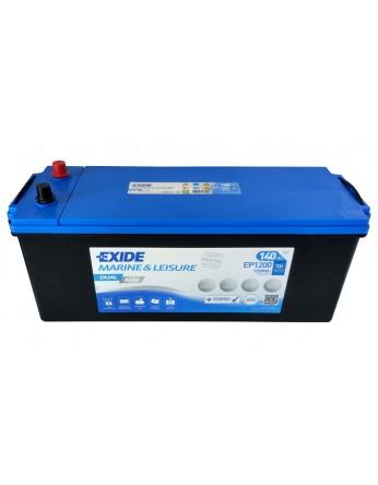 Μπαταρία Exide Dual AGM EP1200 - 12V 140Ah - 700CCA A(EN) εκκίνησης