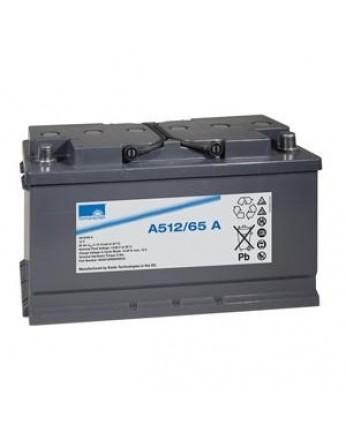 Μπαταρία Sonnenschein A512/65 A - GEL τεχνολογίας - 12V 65Ah