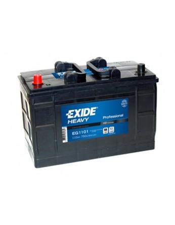 Μπαταρία Exide Professional EG1101 - 12V 110Ah - 750CCA A(EN) εκκίνησης