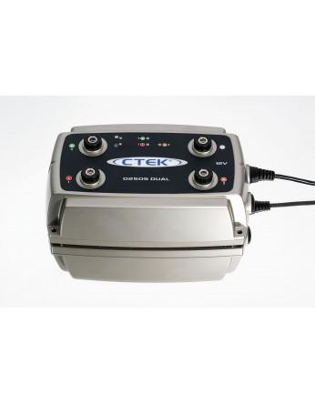 Φορτιστής - Συντηρητής CTEK D250S DUAL (12V - 20A - 10W)