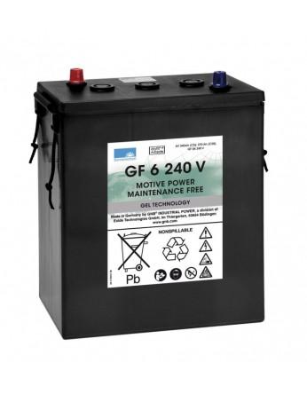 Μπαταρία Sonnenschein GF 06 240 V - GEL τεχνολογίας - 6V 270Ah