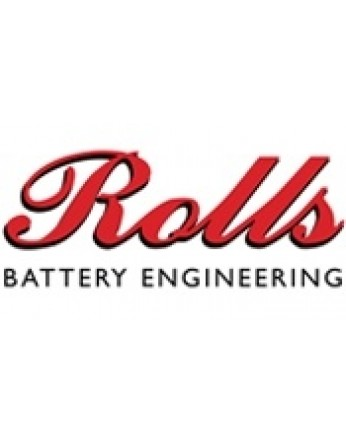 Μπαταρία Rolls Series 4000 βαθιάς εκφόρτισης 8HHG31PR - 8V 344Ah - 1625CCA A(EN) εκκίνησης