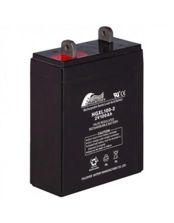 Μπαταρία FULLRIVER HGXL 100-2 VRLA - AGM τεχνολογίας - 2V 100Ah