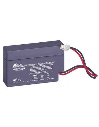 Μπαταρία FULLRIVER HGL 0.8-12 VRLA - AGM τεχνολογίας - 12V 0.8Ah