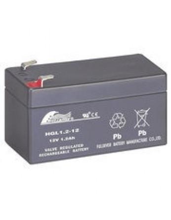 Μπαταρία FULLRIVER HGL 1.2-12 VRLA - AGM τεχνολογίας - 12V 1.2Ah