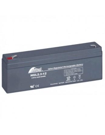 Μπαταρία FULLRIVER HGL 2.3-12 VRLA - AGM τεχνολογίας - 12V 2.3Ah
