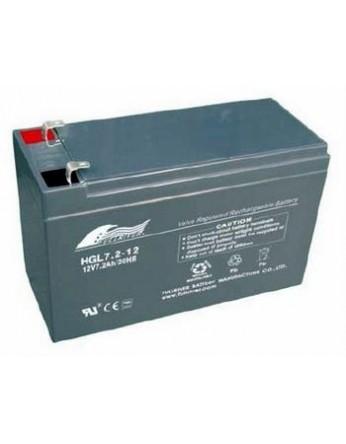 Μπαταρία FULLRIVER HGL 7.2-12 VRLA - AGM τεχνολογίας - 12V 7.2Ah