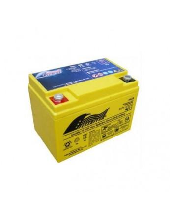 Μπαταρία FULLRIVER HC 8-12 VRLA - AGM τεχνολογίας -12V 8Ah