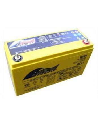 Μπαταρία FULLRIVER HC 30-12 VRLA - AGM τεχνολογίας -12V 30Ah
