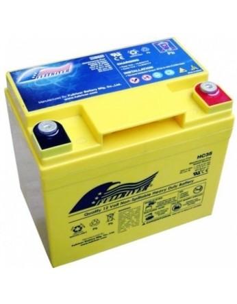 Μπαταρία FULLRIVER HC 35-12 VRLA - AGM τεχνολογίας -12V 35Ah