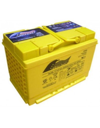 Μπαταρία FULLRIVER HC 60A-12 VRLA - AGM τεχνολογίας -12V 60Ah