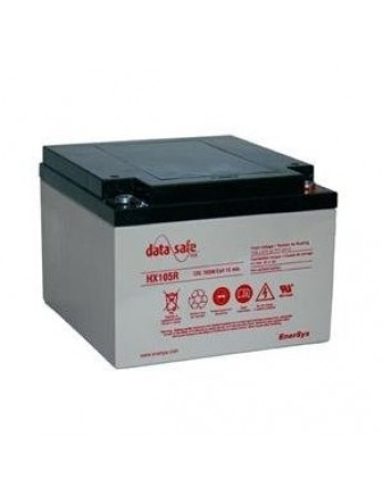 Μπαταρία DATASAFE 12HX105FR High rated - long life VRLA - AGM τεχνολογίας - 12V 105 watt / κελί