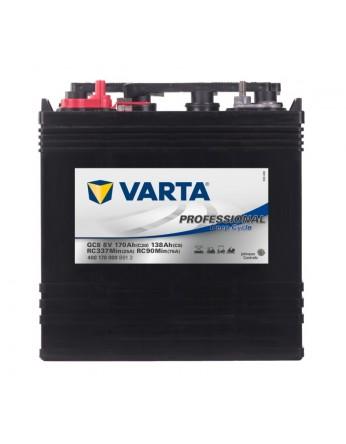 Μπαταρία Varta Professional Deep cycle Marine - Service GC8 - 8V 170 Ah