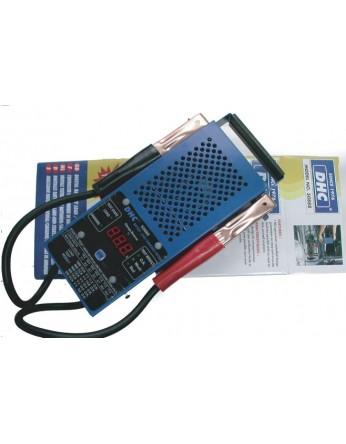 Ψηφιακός αναλυτής / εκφορτιστής (100A) συσσωρευτών DHC 50888