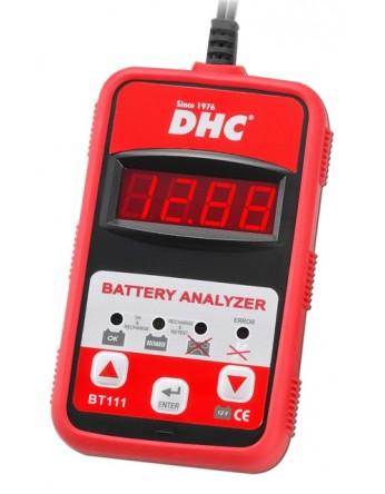 Ψηφιακός αναλυτής συσσωρευτών 12V - DHC BT111