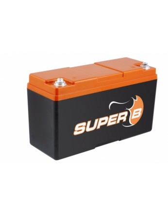 Μπαταρία Super B SB12V25P-SC τεχνολογίας λιθίου