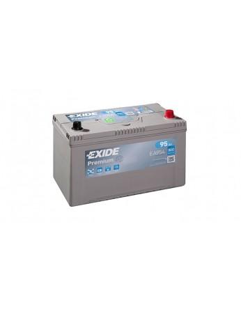 Μπαταρία αυτοκινήτου Exide Premium EA954 - 12V 95 Ah - 800CCA A(EN) εκκίνησης