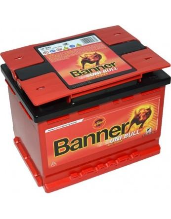 Μπαταρία κλειστου τύπου Banner Uni Bull 50300 12V 69Ah (C20) - 520CCA εκκίνησης