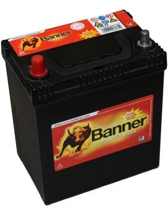 Μπαταρία κλειστού τύπου Banner Power Bull P4027 12V 40Ah (C20) - 330CCA εκκίνησης