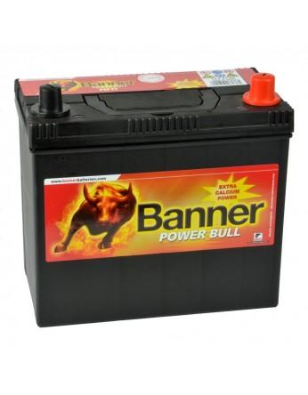 Μπαταρία κλειστού τύπου Banner Power Bull P4523 12V 45Ah (C20) - 390CCA εκκίνησης