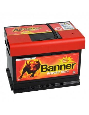 Μπαταρία κλειστού τύπου Banner Power Bull P6009 (P5519) 12V 60Ah (C20) - 540CCA εκκίνησης