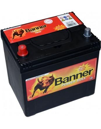 Μπαταρία κλειστού τύπου Banner Power Bull P6069 12V 60Ah (C20) - 510CCA εκκίνησης