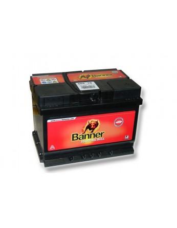 Μπαταρία κλειστού τύπου Banner Starting Bull 55519 12V 55Ah (C20) - 450CCA εκκίνησης