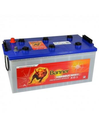 Μπαταρία Solar τεχνολογίας Banner Energy Bull 96801 12V 230Ah (C20)