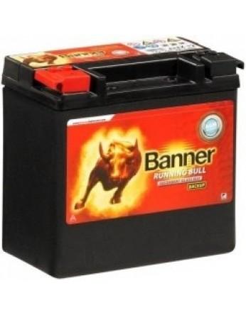 Μπαταρία τεχνολογίας AGM Banner Running Bull BACK UP 51400 (AUX14) 12V 12Ah (C20)