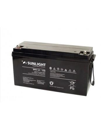 Μπαταρία Sunlight SPB12-150 VRLA - AGM τεχνολογίας - 12V 150Ah (C10)