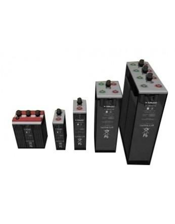 Μπαταρία φωτοβολταϊκών υγρού τύπου Sunlight 5 RES OPzS 900 - 2V 639Ah(C12)