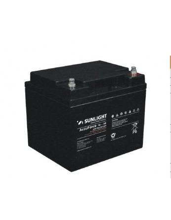Μπαταρία Sunlight Accuforce12-33 VRLA - AGM τεχνολογίας 12V - 33Ah (C10)