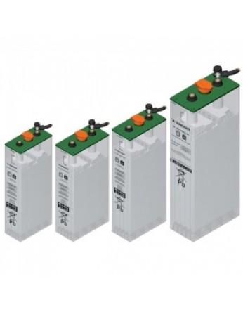 Μπαταρία βαθιάς εκφόρτισης ανοιχτού τύπου με υγρά Sunlight RES 4 SOPzS 500 - 2V 375Ah(C12)
