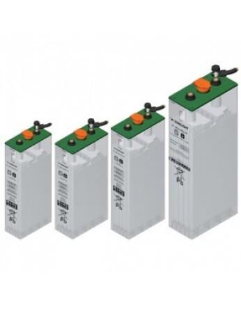 Μπαταρία βαθιάς εκφόρτισης ανοιχτού τύπου με υγρά Sunlight RES 5 SOPzS 860 - 2V 673Ah(C12)