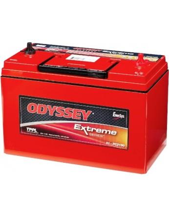 Μπαταρία Odyssey ODX-AGM31MJ ( 31-PC2150MJ ) - 12V 100Ah - 1150CCA