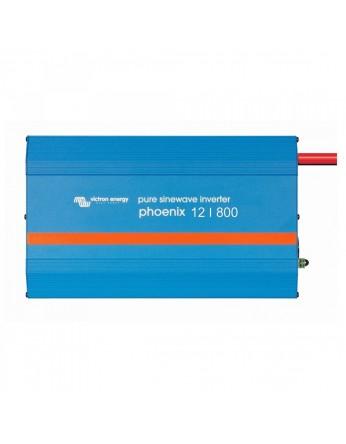Μετατροπέας - inverter DC-AC καθαρού ημιτόνου Victron Phoenix 12/800 VA