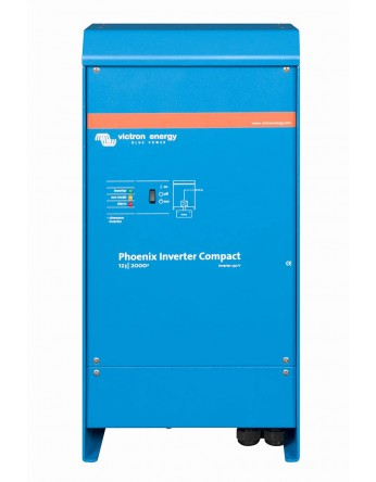 Μετατροπέας - inverter DC-AC καθαρού ημιτόνου Victron Phoenix C 12/2000 VA