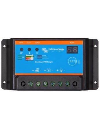 Ρυθμιστής φόρτισης φωτοβολταϊκών Victron BlueSolar PWM-Light 12/24V-20A