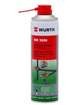 Wurth HHS2000 Ημισυνθετικό λιπαντικό έλαιο 500ml