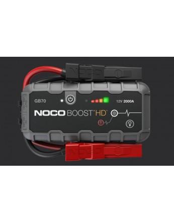 Εκκινητής - Booster Μπαταρίας NOCO GB70