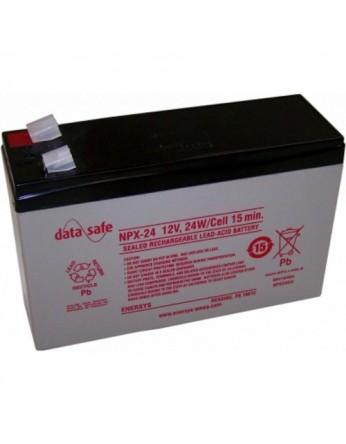 Μπαταρία Enersys Datasafe NPX24-12 High rated VRLA - AGM τεχνολογίας - 12V 24 watt / κελί