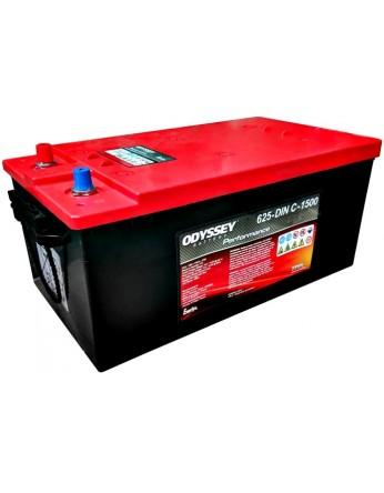 Μπαταρία Odyssey ODP-AGMDINC ( 625-DIN C-1500 ) 12V 220Ah - 1500CCA