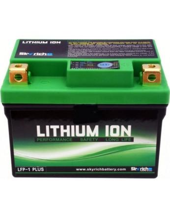 Μπαταρία μοτοσυκλετών SKYRICH Τεχνολογίας Λιθίου LFP-1 PLUS, 12V - 150A