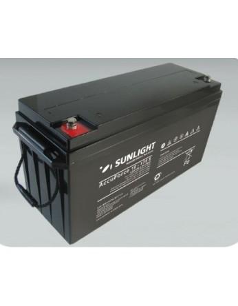 Μπαταρία Sunlight Accuforce Solar 12-175S VRLA - AGM τεχνολογίας 12V - 174Ah (C100)
