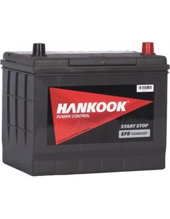 Μπαταρία αυτοκινήτου HANKOOK EFB Start & Stop SE S95 - 12V 68 Ah - 730CCA A(EN) Εκκίνησης