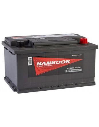Μπαταρία αυτοκινήτου HANKOOK EFB Start & Stop SE58010 - 12V 80 Ah - 730CCA A(EN) Εκκίνησης